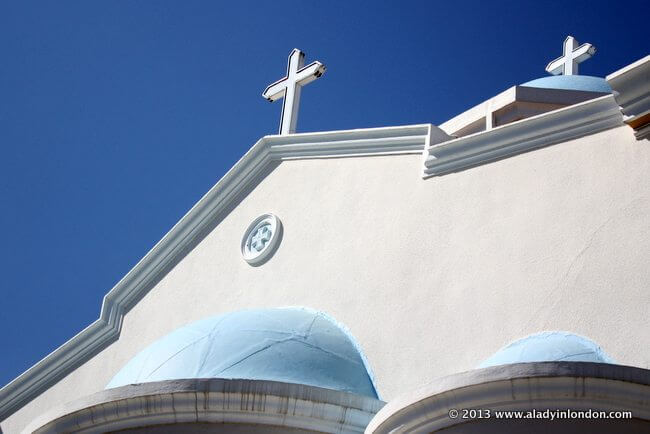 Church in Kos, Greece