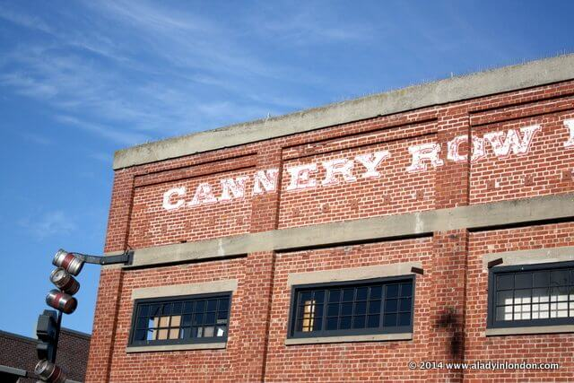 Cannery Row Brewery in Monterey, California