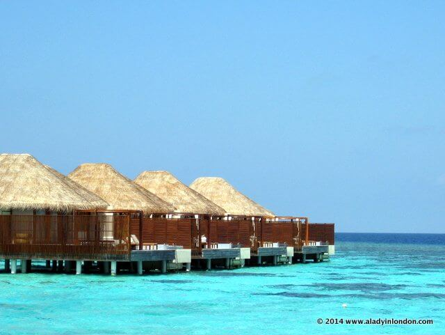 W Hotel in the Maldives