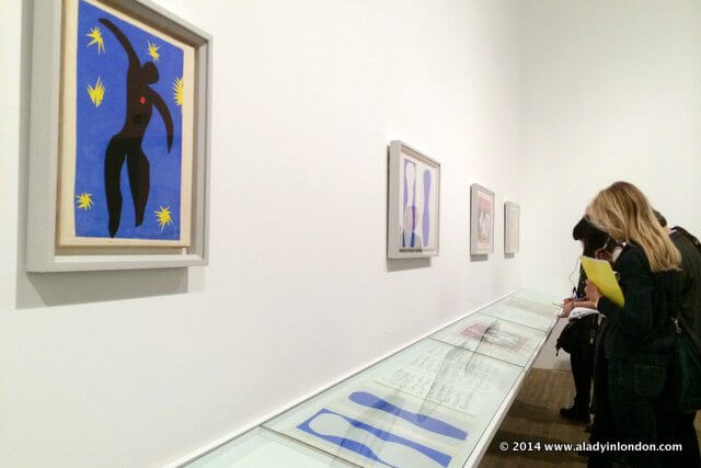matisse cut outs exhibition at the tate modern review