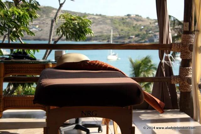 Spa at St James's Club in Antigua