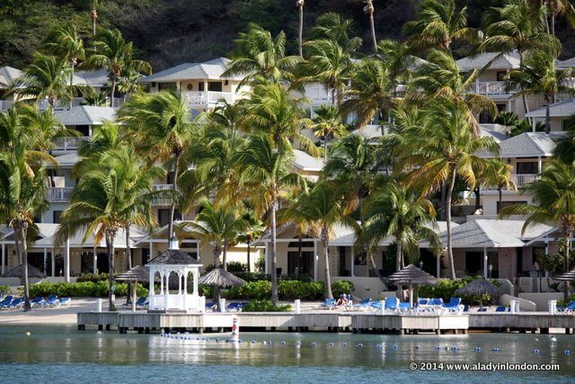 St James's Club Resort in Antigua