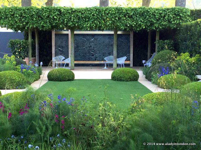 Chelsea flower show preview for Chelsea flower show garden designs
