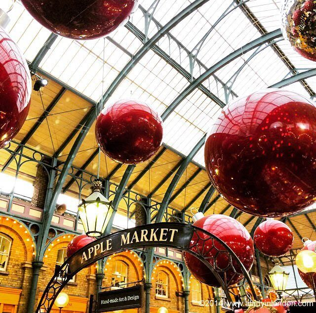 Where To Buy Christmas Decorations London: Photos Of Christmas In London