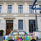 Trabant in Berlin