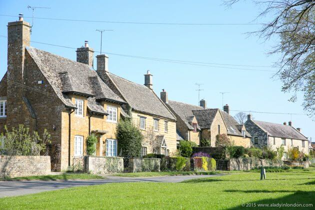 Kingham in the Cotswolds