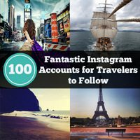 Top 100 Instagram for Travel