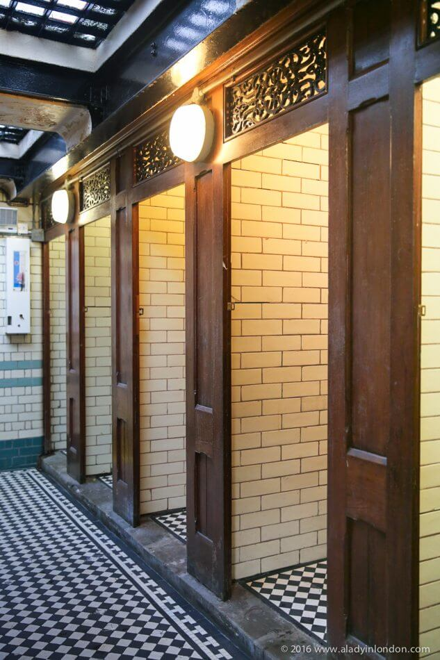 South End Green Public Loo in London