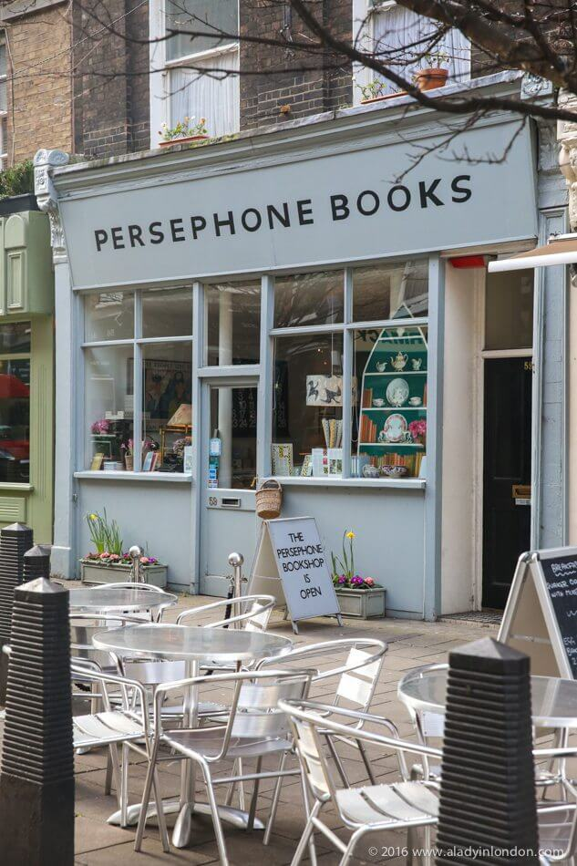 Persephone Books, London