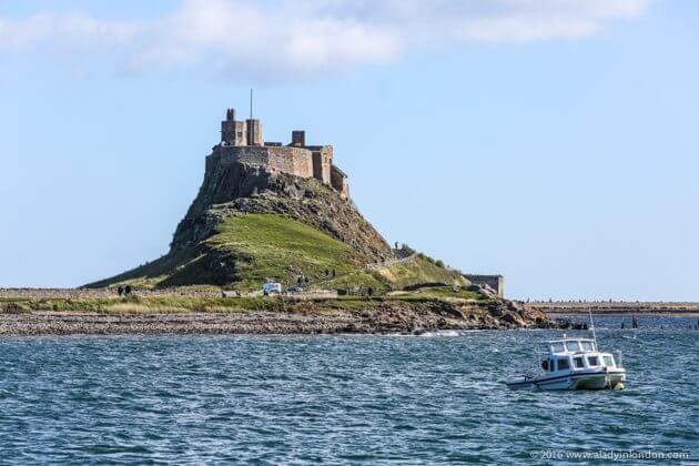 قلعة Lindisfarne