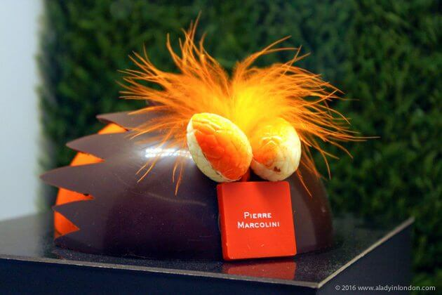 Pierre Marcolini Easter Egg