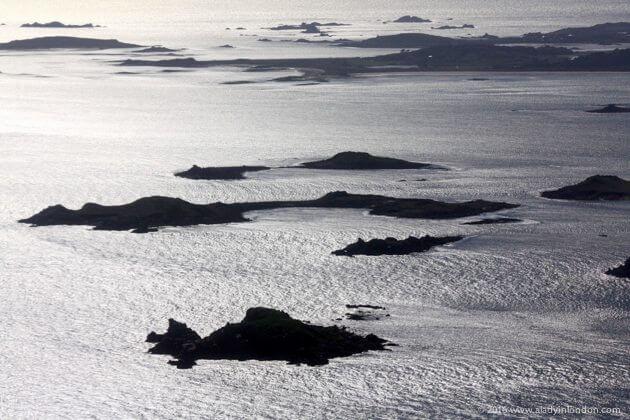 جزر سيلي