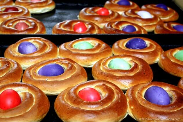Easter Pastries in Jerusalem