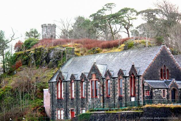 جزيرة سكاي ، اسكتلندا