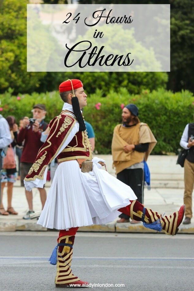 24 Hours in Athens