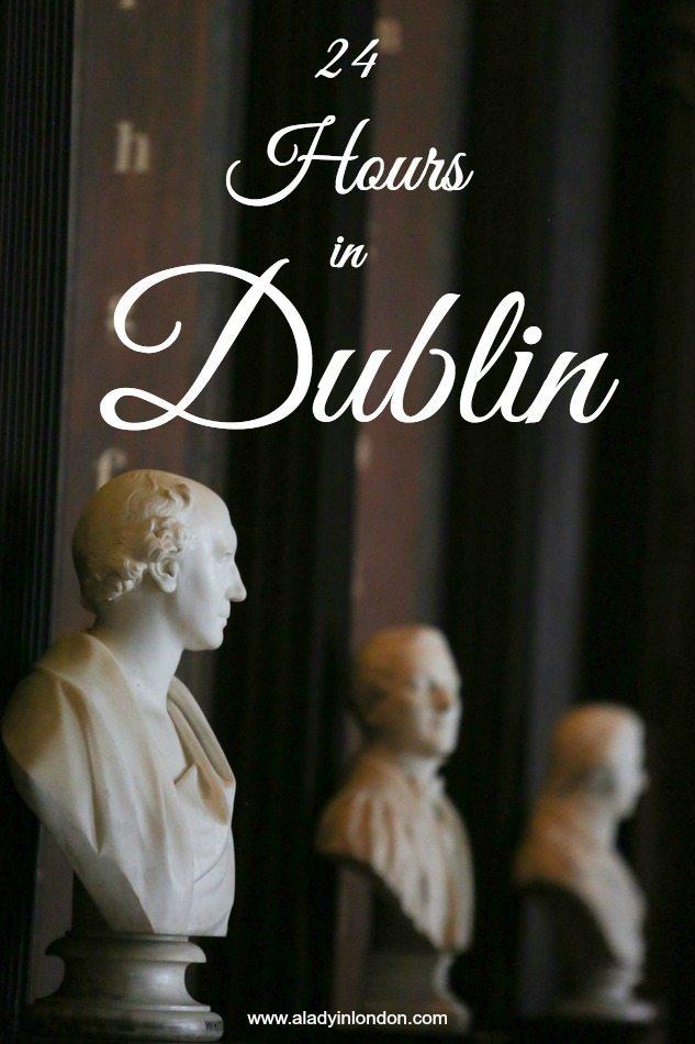 Lady's 24 Hours in Dublin