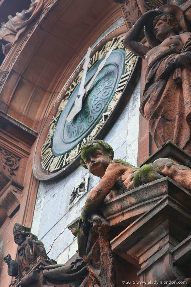 Victorian Building, Glasgow
