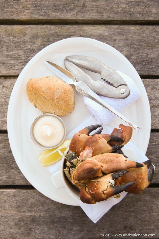 Seafood, Coll, Scotland