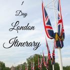 1 Day London Itinerary