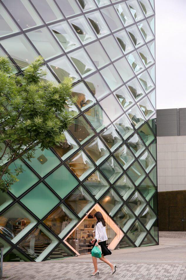Prada Aoyama, Tokyo