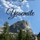 Best Hikes Yosemite
