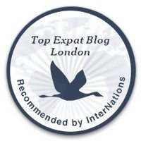 Top Expat Blog London