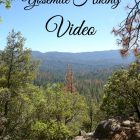 Yosemite Hiking Video