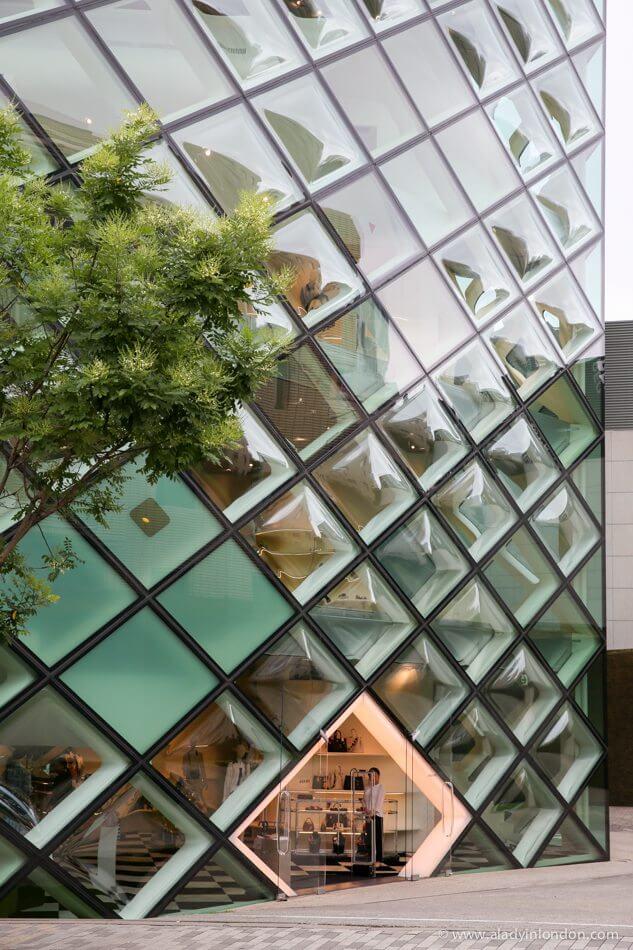 Prada Aoyama Shop, Tokyo