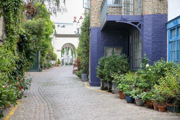 Kynance Mews, London