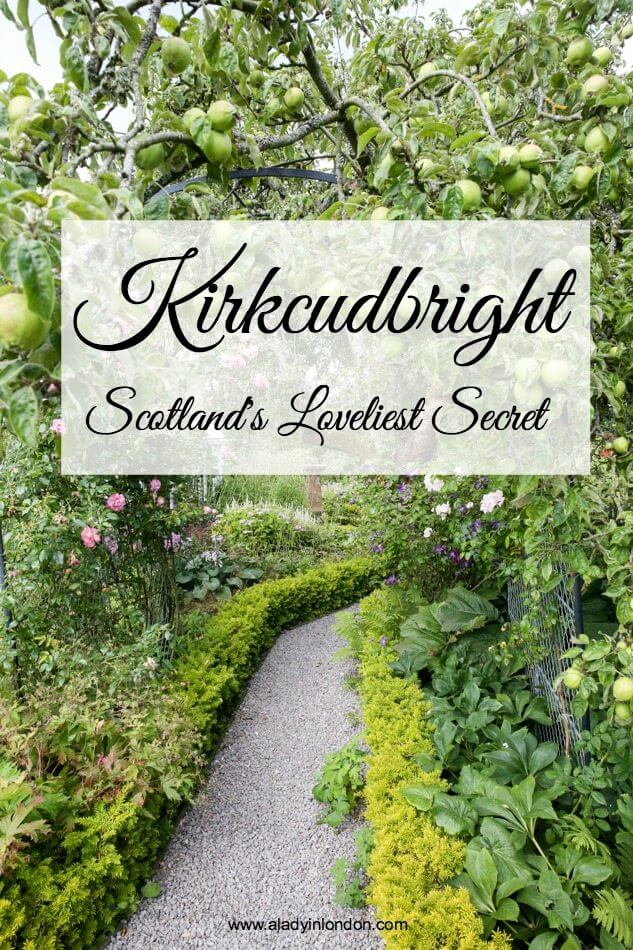 Kirkcudbright Art and Crafts Trail