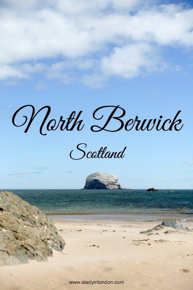 Day Trip to North Berwick