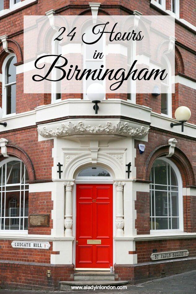 24 Hours in Birmingham