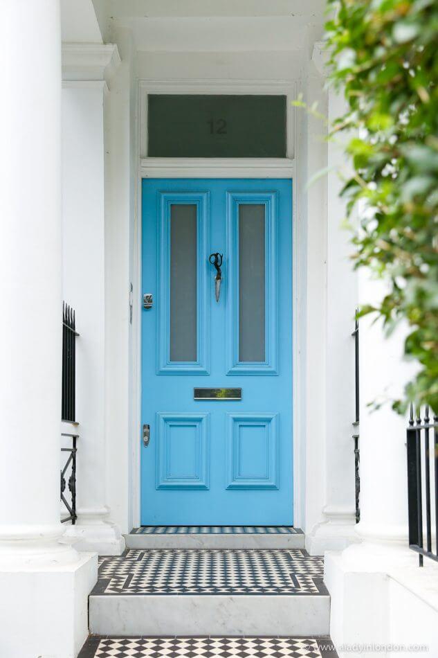 Door Notting Hill, London