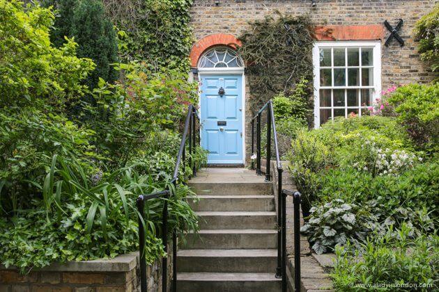 Doors in Hampstead