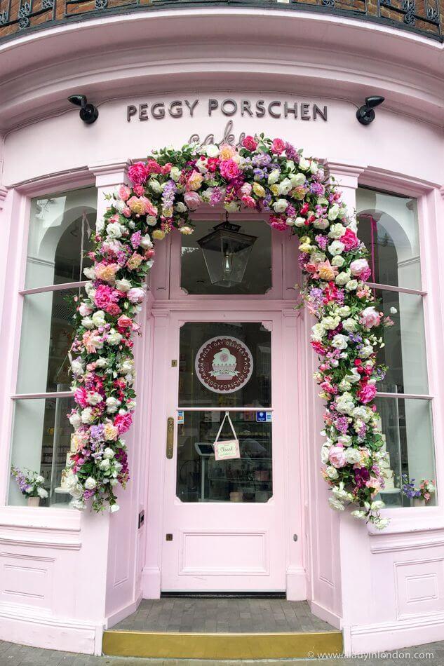 Peggy Porschen, London