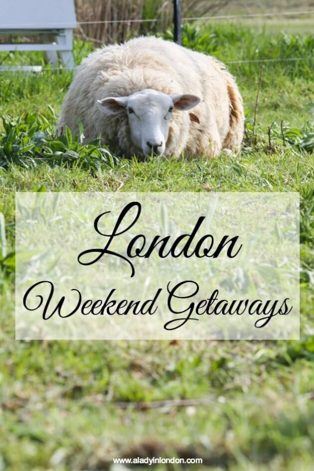 Weekend Getaways from London