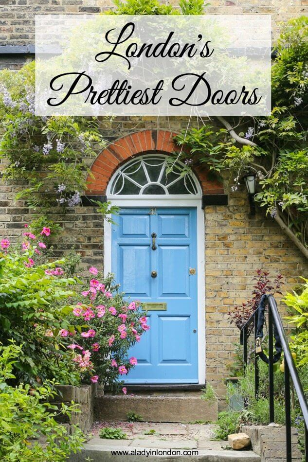 Prettiest Doors in London