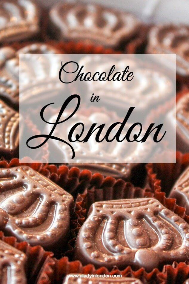 Chocolate in London