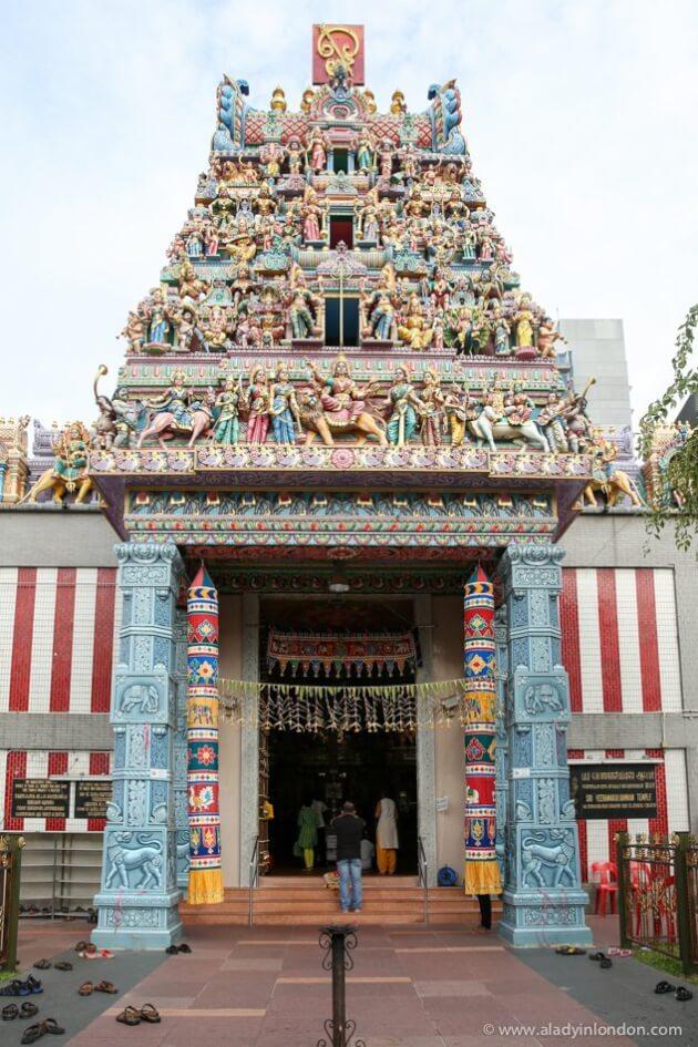 Sri Veeramakaliamman Temple, Singapore