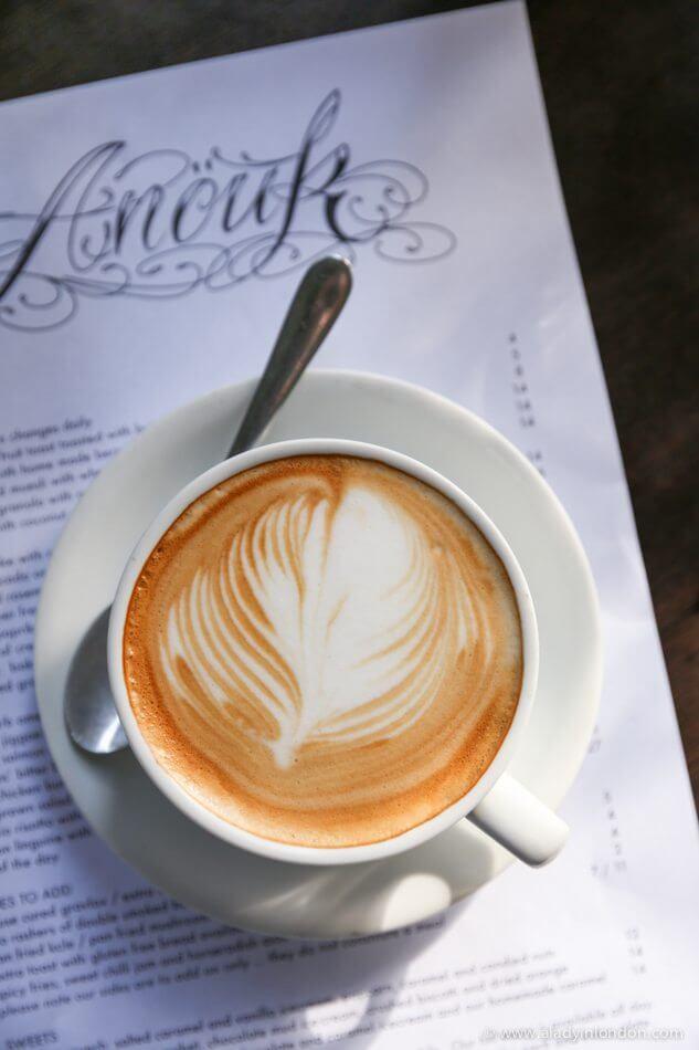 Anouk Cafe, Brisbane, Australia