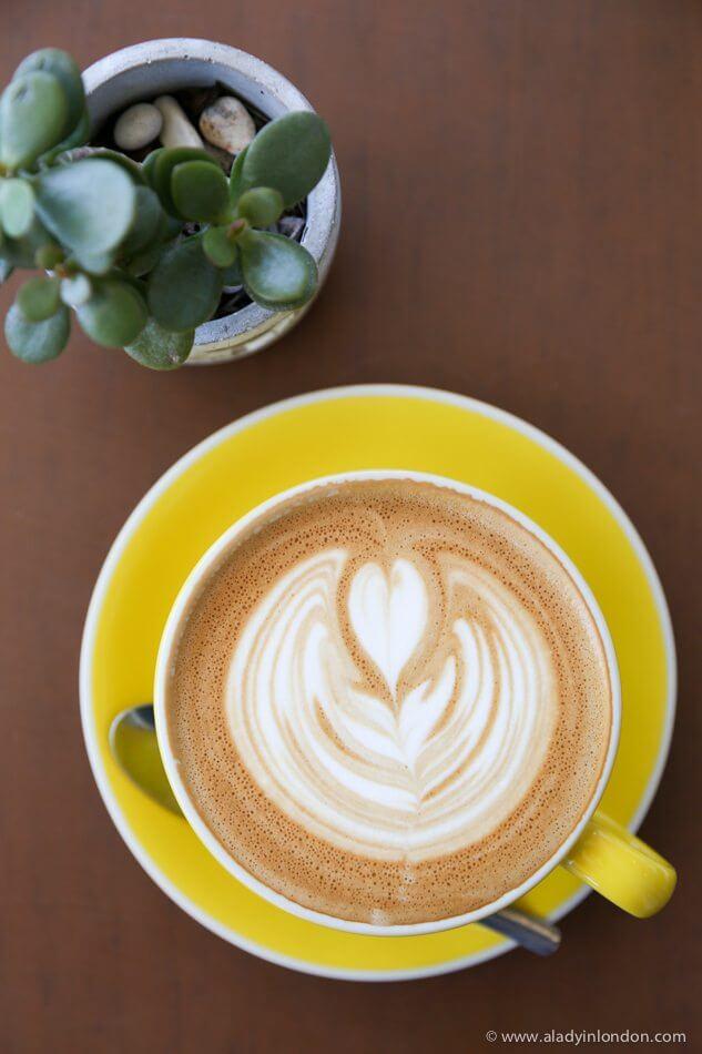 Coffee in Eumundi, Australia