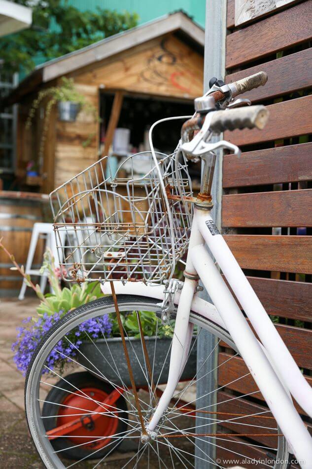 Bike in Maleny, Australia