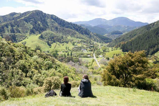 Center of New Zealand, Nelson