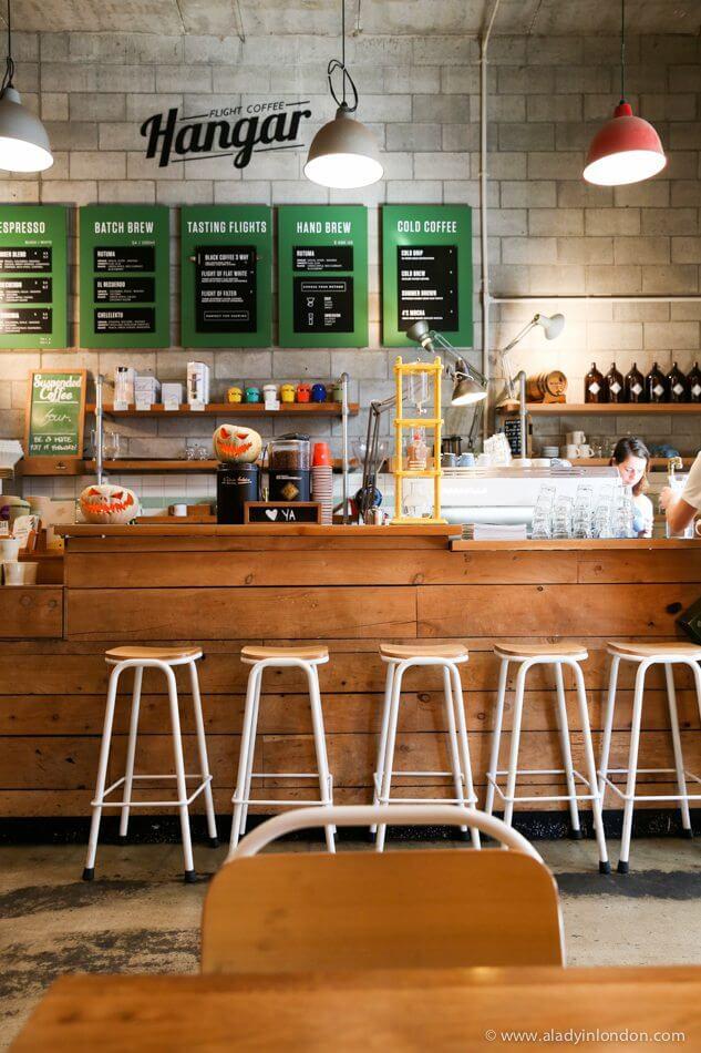 Flight Coffee Hangar, Wellington, New Zealand