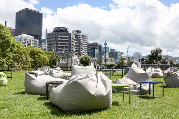 Park, Wellington, New Zealand