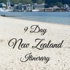9 Day New Zealand Itinerary