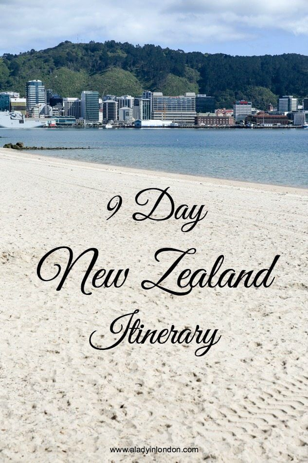 9-Day New Zealand Itinerary without Driving