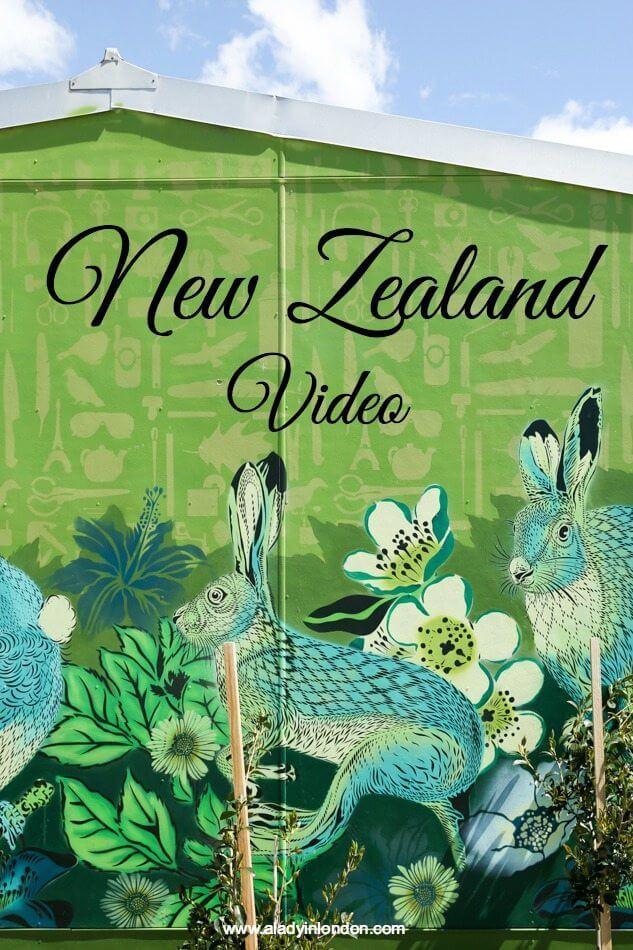 New Zealand Trip Video
