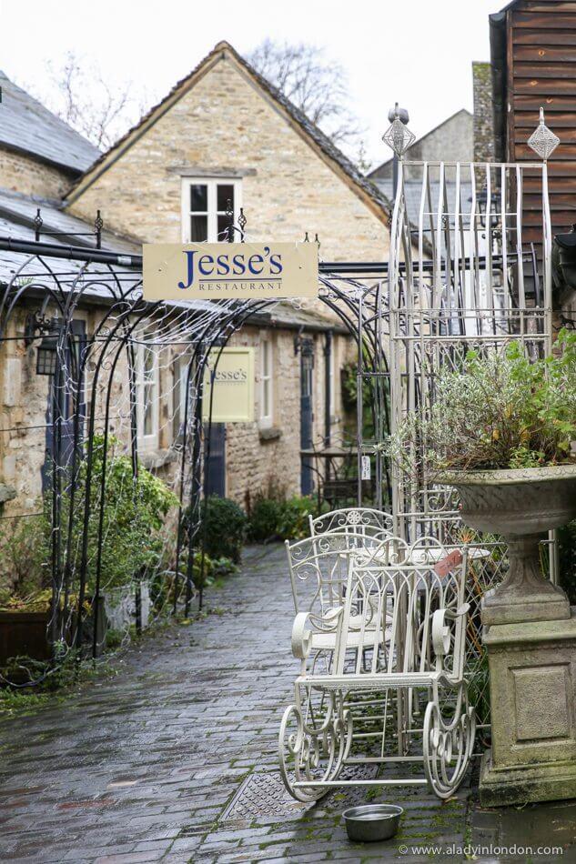 Jesse's, Cirencester