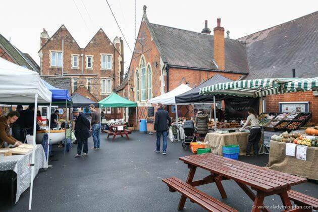 Hampstead Market